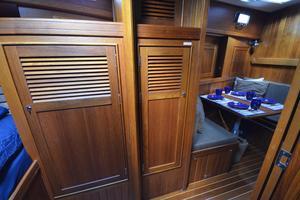 60' Shannon 53 HPS 60 Motorsailor 2010 Guest Stateroom