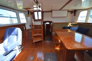 60' Shannon 53 HPS 60 Motorsailor 2010 Interior