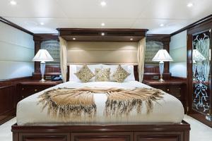 143' Van Mill 1988/2017 143ft Tri Deck Motoryacht 1988 Master Stateroom