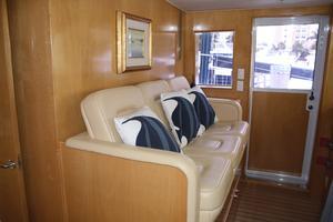 75' Hatteras 75 Cockpit Motor Yacht 2001 Hatteras 75 CMY 2001