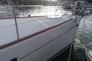 45' Beneteau Oceanis 45 2017 Bow