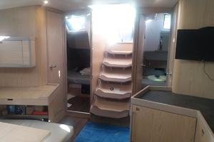 45' Beneteau Oceanis 45 2017 2 aft cabins
