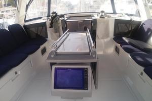 45' Beneteau Oceanis 45 2017 cockpit