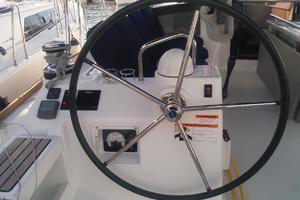 45' Beneteau Oceanis 45 2017 Port helm