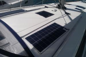 45' Beneteau Oceanis 45 2017 Deck