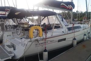 45' Beneteau Oceanis 45 2017 Illusion