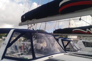 45' Beneteau Oceanis 45 2017 Bimini