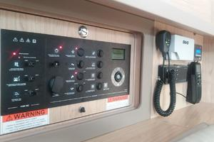 45' Beneteau Oceanis 45 2017 Electrical pannel