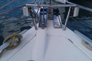45' Beneteau Oceanis 45 2017 windlass and furling gear
