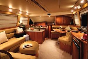 47' Riviera 47 Open Flybridge Series II 2008 Manufacturer Provided Image: Interior