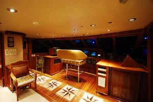 138' Westport Custom Cockpit Motoryacht 2004