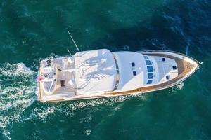 76' Offshore Yachts 76' Motoryacht 2007 Drone 2