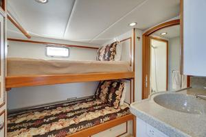 76' Offshore Yachts 76' Motoryacht 2007 Crew Cabin