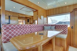 76' Offshore 76' Motoryacht 2007 Pilothouse aft