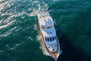 76' Offshore Yachts 76' Motoryacht 2007 Drone 1
