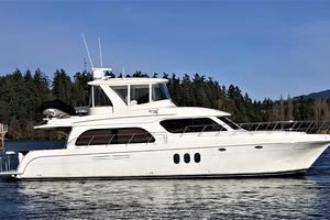 55' Navigator 55 Pilothouse 2012 Lady Phoenix with Hardtop, Enclosure & Dinghy