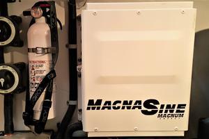 55' Navigator 55 Pilothouse 2012 Magnasine Inverter