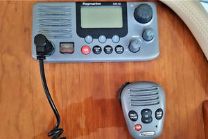 55' Navigator 55 Pilothouse 2012 Raymarine Ray215 VHF Radio