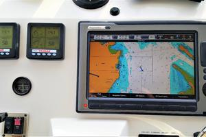 55' Navigator 55 Pilothouse 2012 16 Knots