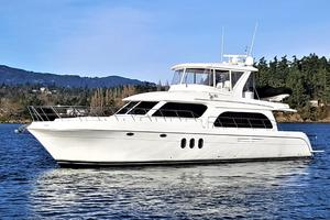 55' Navigator 55 Pilothouse 2012 Port