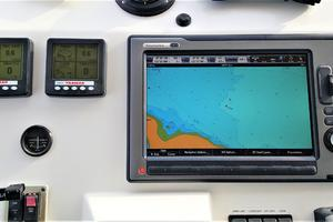 55' Navigator 55 Pilothouse 2012 4.9 Knots