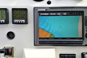 55' Navigator 55 Pilothouse 2012 7.9 Knots