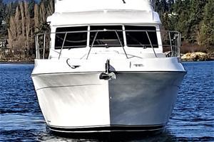 55' Navigator 55 Pilothouse 2012 Bow