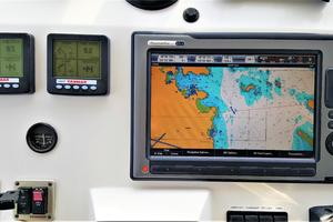 55' Navigator 55 Pilothouse 2012 12 Knots