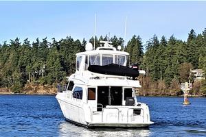 55' Navigator 55 Pilothouse 2012 Stern