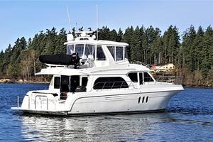 55' Navigator 55 Pilothouse 2012 Starboard