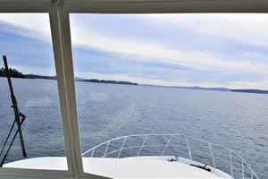 55' Navigator 55 Pilothouse 2012 Underway
