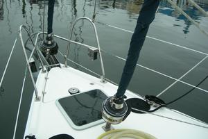 49' Hunter 49 2007 Bow