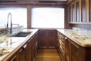 71' Jim Smith Custom Convertible 2011 Galley