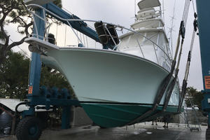 Isla Verde is a Cabo Flybridge Yacht For Sale in Stuart -Going Back In The Water-61