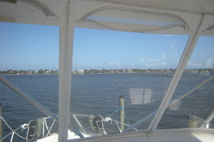 40' Cabo Flybridge 2005 Great Visibility