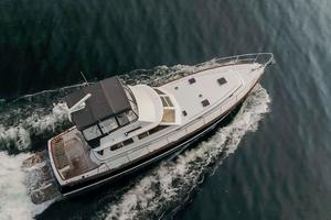 49' Alden Flybridge Express 49 2007 Bird's Eye View