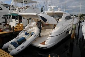 58' Sunseeker Predator 58 1999 Tender Garage