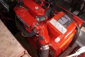 38' Marine Trader Double Cabin 1986 80 38' Marine Trader Lehman engine.JPG