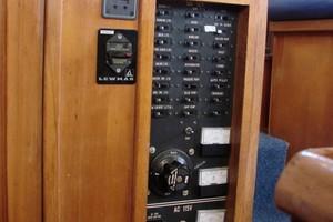 38' Marine Trader Double Cabin 1986 72 38' Marine Trader electrical panel.JPG