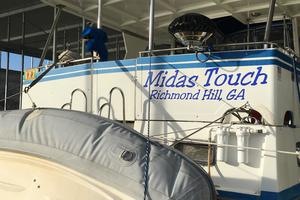38' Marine Trader Double Cabin 1986 Midas Touch 1986 Marine Trader 38 Double Cabin Aft View 2.JPG