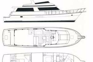 70' Hatteras Cockpit Motor Yacht 1991