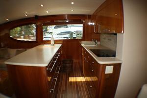 54' Hatteras 54 Gt Convertible 2014