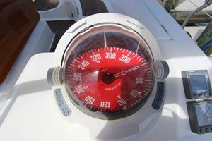 45' Jeanneau Sun Odyssey 45 Shoal Draft 2007 Plastimo Glass Compass's Port & Starboard Helms