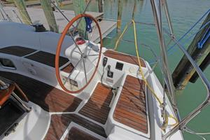 45' Jeanneau Sun Odyssey 45 Shoal Draft 2007 Starboard Helm Station