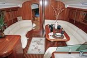 45' Jeanneau Sun Odyssey 45 Shoal Draft 2007 Maufacturer Provided Image-Dining Table which is in storage & available