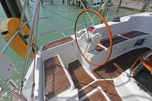 45' Jeanneau Sun Odyssey 45 Shoal Draft 2007 Port Helm Station