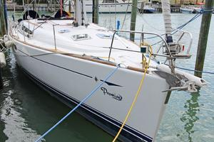 45' Jeanneau Sun Odyssey 45 Shoal Draft 2007 Starboard Bow View