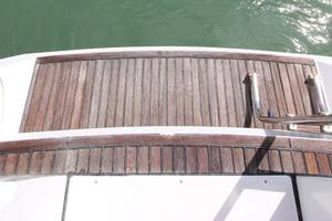 45' Jeanneau Sun Odyssey 45 Shoal Draft 2007 Sugar Scoop Transom W/Stainless Fold-Down Swim Ladder & Freshwater Shower