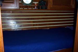 50' Mikelson Pilothouse Cutter 1987 50 Mikelson Port Stateroom 2