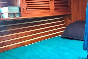 50' Mikelson Pilothouse Cutter 1987 50 Mikelson Port Stateroom 3